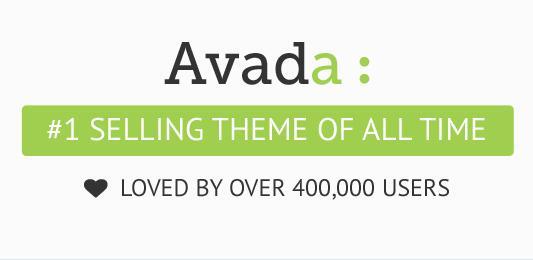 Avada主题快速上手