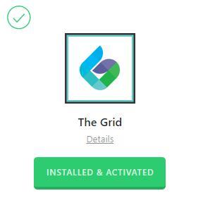 使用The Grid插件设置网格布局
