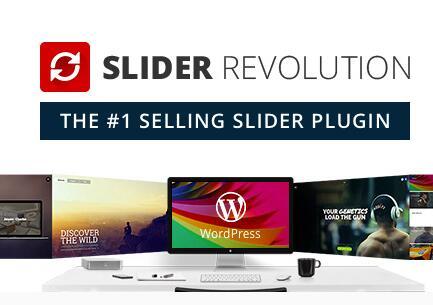 革命滑块教程 使用Slider Revolution创建网站幻灯片