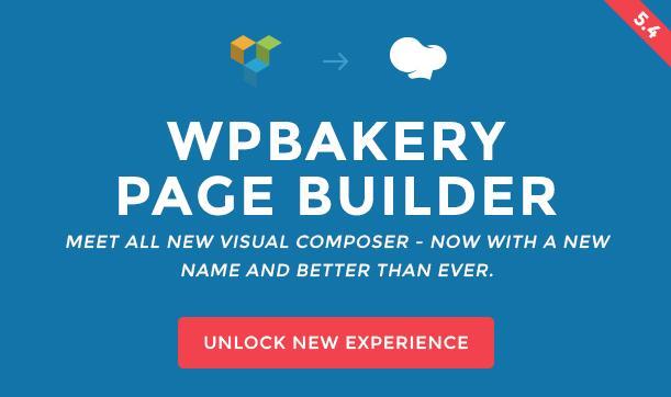 可视化编辑器WPBakery Page Builder