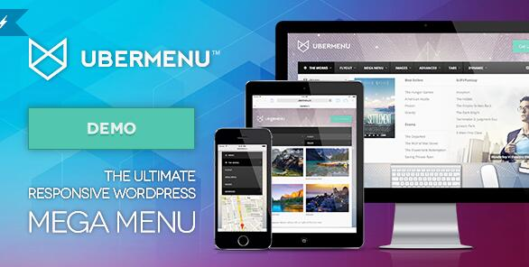 UberMenu超级菜单插件