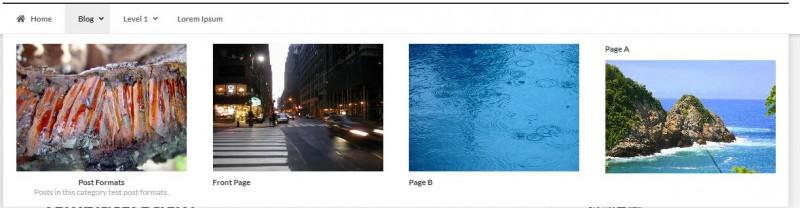 UberMenu图片导航