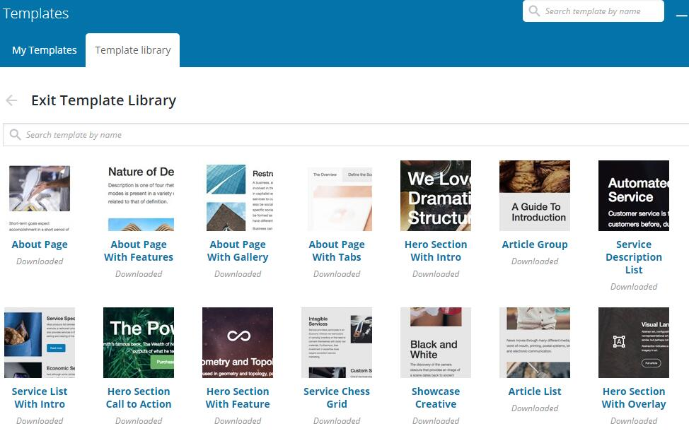 WPBakery Page Builder高级库