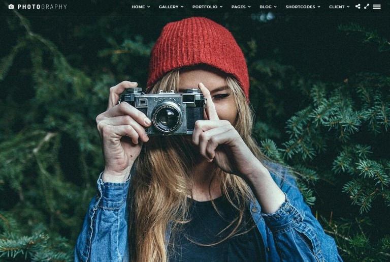 10款优秀的WordPress摄影图片主题推荐