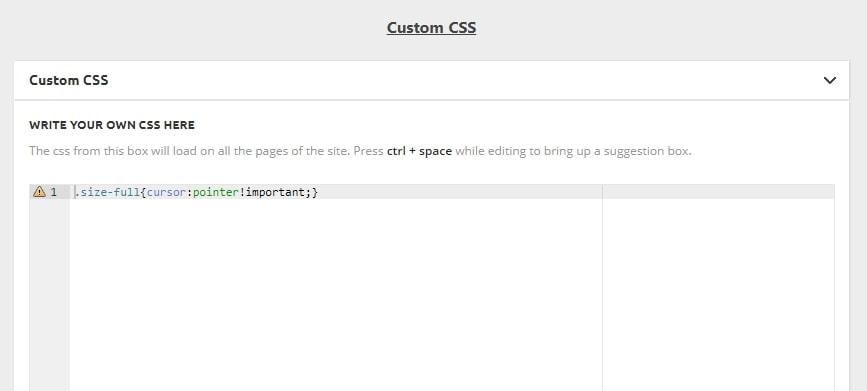 Wordpress主题自定义代码功能