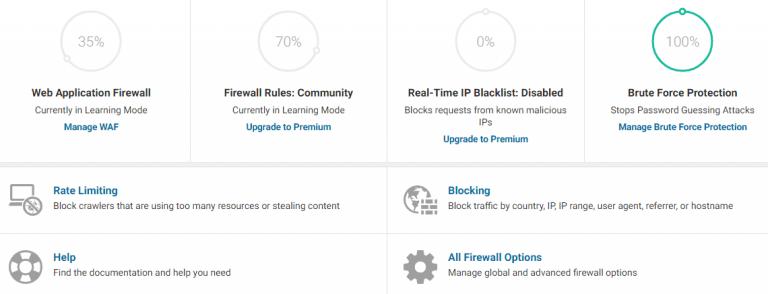 WordPress安全防护 你可以做这些事情